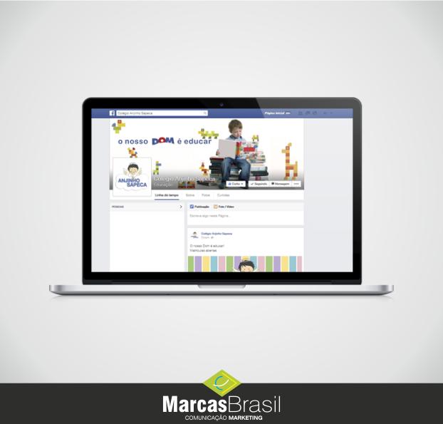 Marcabrasil-facebook-colegio-anjinho-sapeca-rede-social