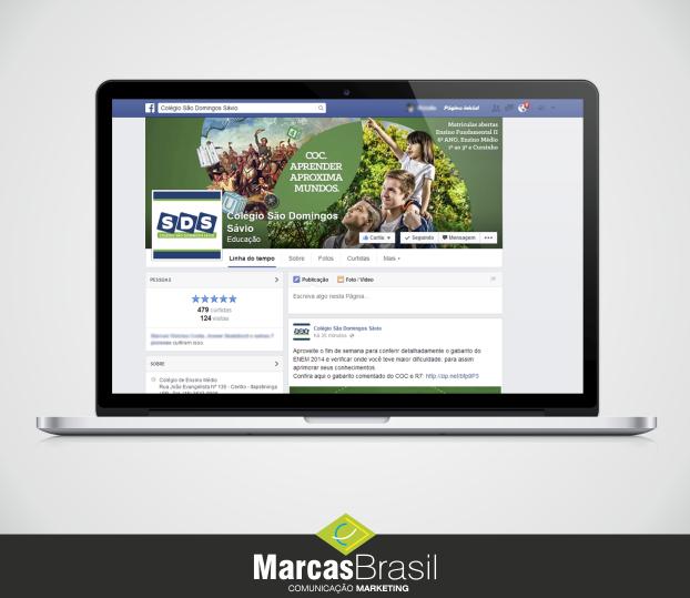 Marcabrasil-facebook-colegio-sao-domingos-savio-social-midia