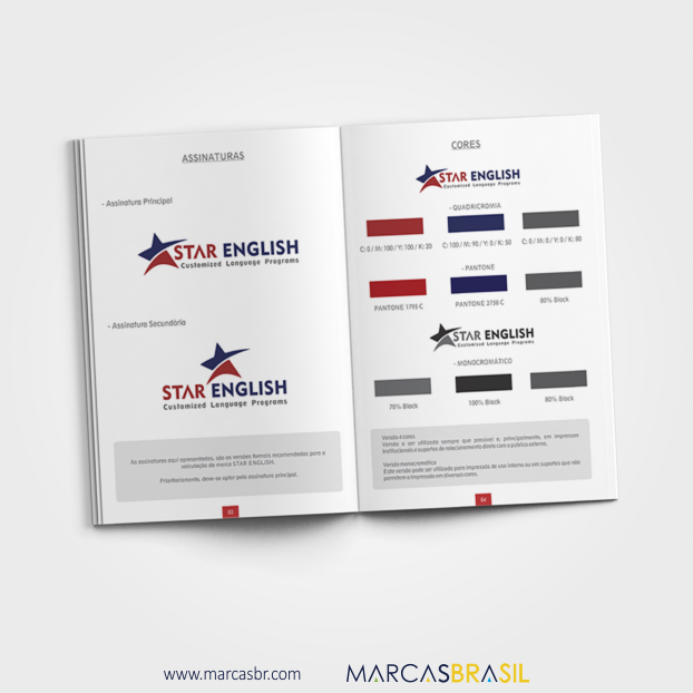 star english - manual